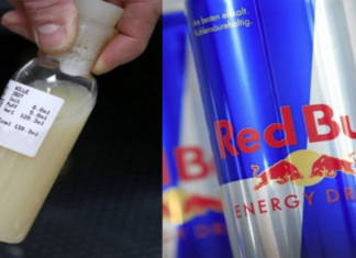 Did You Know Your Energy Drinks Contain 'Bull Urine&Semen'