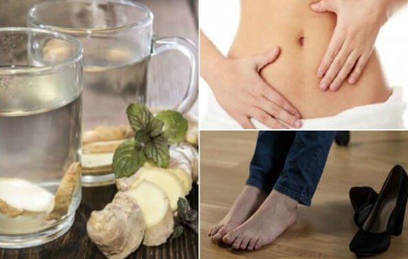 What Happens When You Are Consuming Ginger-Water On An Empty Stomach