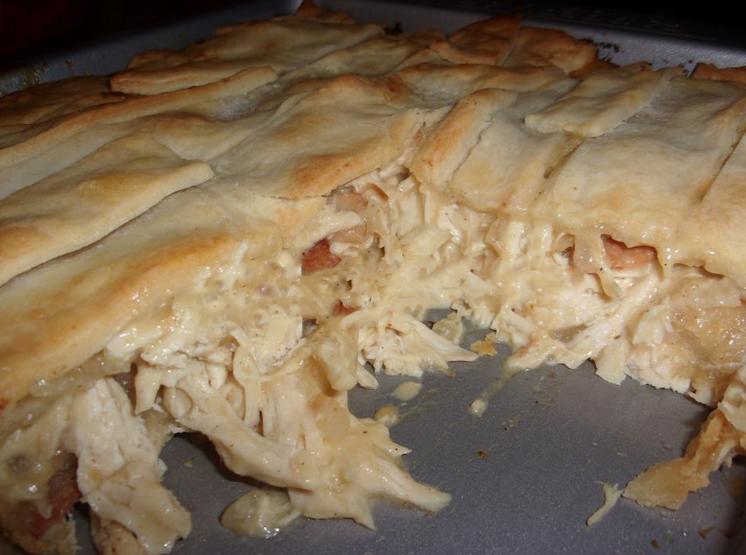 Mama's Chicken Pie II