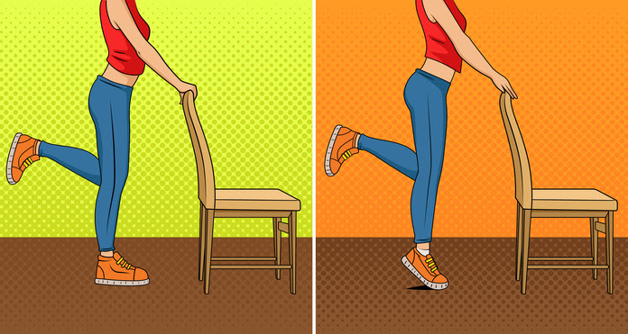 6 Exercises to Kill Foot, Knee, or Hip Pain Fast