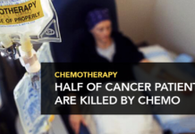 Landmark Study Shows Half Of Cancer Patients Are Killed By Chemo - Not Cancer